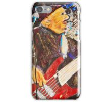 The Bass Player iPhone Case/Skin