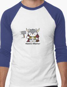 Meow Meow II Kitty Thor T-Shirt