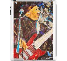 The Bass Player iPad Case/Skin