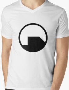 Black Mesa Mens V-Neck T-Shirt