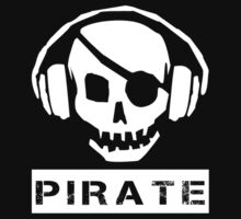 Pirate DJ by davewear