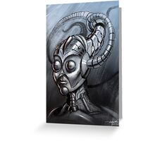 Sheborg Greeting Card