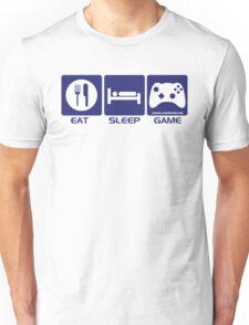 Eat Sleep Game Unisex T-Shirt