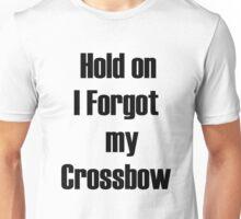 Daryl Dixons Crossbow Unisex T-Shirt