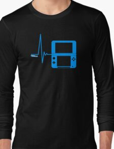 Gamer Heart Beat Long Sleeve T-Shirt