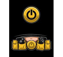 Super Geek Utility Belt Photographic Print