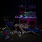Nightmare in the Dreamhouse by violetcazador