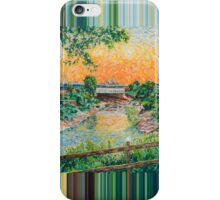 '...uncanny nostalgia...', St. Philips Greenway iPhone Case/Skin