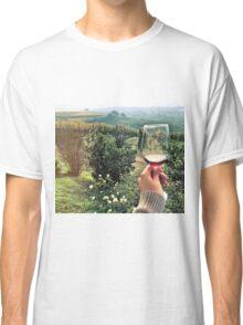 Tuscany Italy  Classic T-Shirt