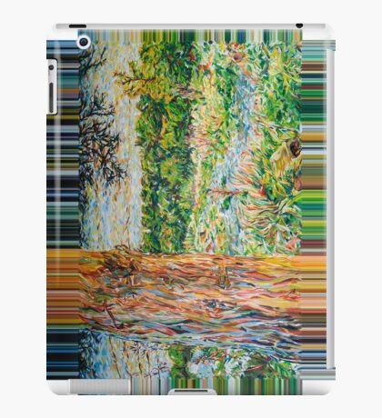 '...after a whiles...', Brislington Brook iPad Case/Skin