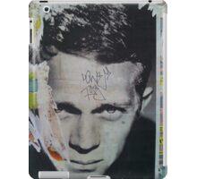 Steve McQueen Graffiti Wall - NYC iPad Case/Skin