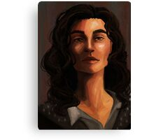 Sirius Black Portrait Canvas Print