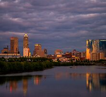 Indianapolis A Day in May by DavidHaskett