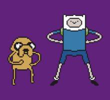 Jake The Dog & Finn The Human T-Shirt