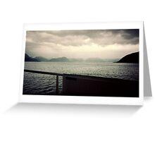 Norwegian Cruise Greeting Card