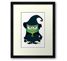 Wicked Minion Framed Print