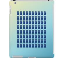 Tardis Repeated iPad Case/Skin