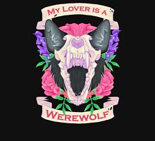 My Lover is a Werewolf Tank Top