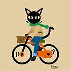 Cycling by BATKEI