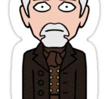 The War Doctor (sticker) Sticker