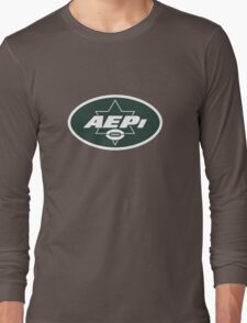 AEPi New York Jets Long Sleeve T-Shirt