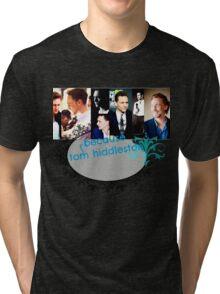 Hiddles Tri-blend T-Shirt
