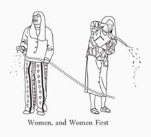 Women and Women First - Text by Madison Rankin