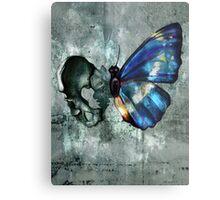 Bonefly Metal Print