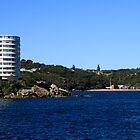 Harbourside Living Sydney Australia by Noel Elliot