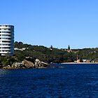 Harbourside Living Sydney Australia by Noel Elliot