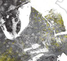 Rorschach Watchmen Sticker
