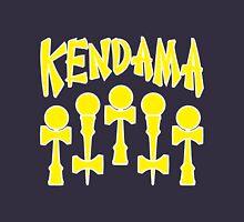 Kendama x5, yellow Unisex T-Shirt