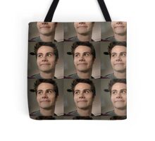 Creepy Stiles Tote Bag