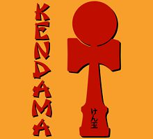 Kendama, EnglishJapanese, red Unisex T-Shirt