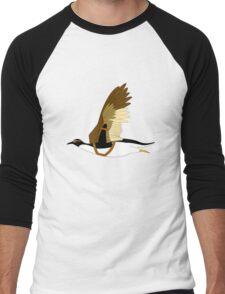 Penguins Can't Fly Men's Baseball ¾ T-Shirt