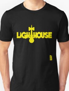 Lighthouse, yellow T-Shirt