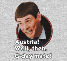 G'day mate! by Jakob Ahlberg