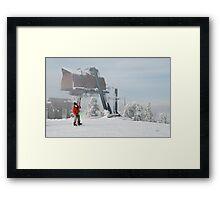 December 26th Framed Print