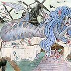 Shark Siren  by Elizabeth Aubuchon