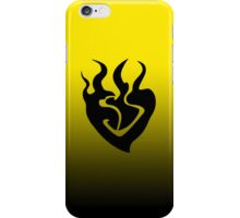 I Burn iPhone Case/Skin