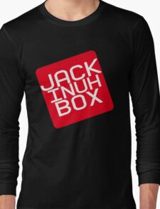 JACK INUH BOX Long Sleeve T-Shirt