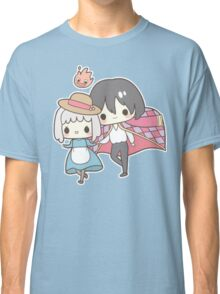 Howls Moving Castle - Studio Ghibli Classic T-Shirt