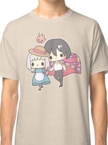 Howls Moving Castle - Studio Ghibli Classic T-Shirt