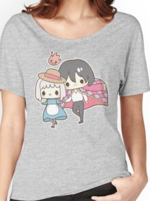Howls Moving Castle - Studio Ghibli Women's Relaxed Fit T-Shirt