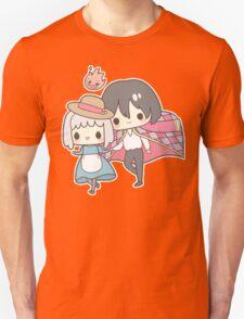 Howls Moving Castle - Studio Ghibli T-Shirt