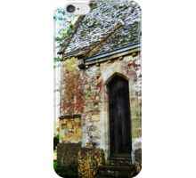 Cotswolds Church iPhone Case/Skin