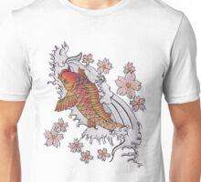 Koi Fish Tattoo Unisex T-Shirt