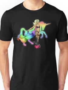 Highway Unicorn Unisex T-Shirt