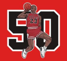 Michael Jordan 50th Birthday by Rob DelZotto