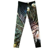 Caribbean Lion Fish Leggings